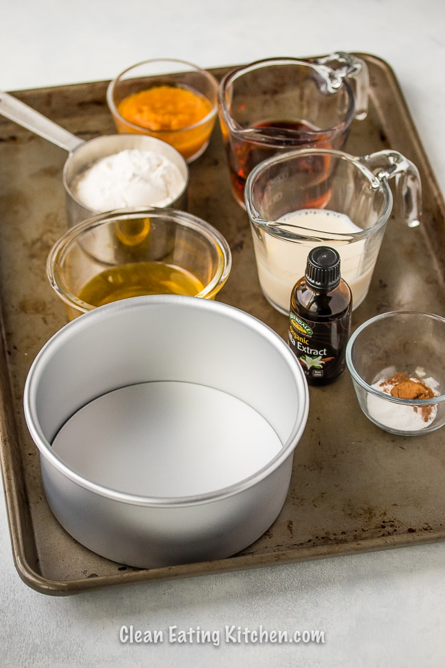 instant pot spice cake ingredients