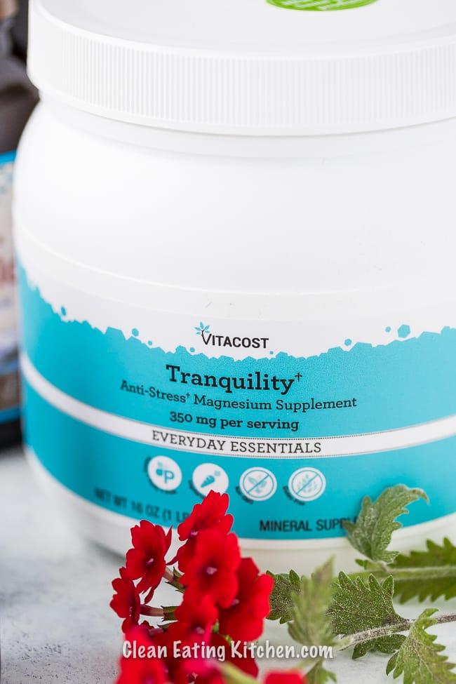 magnesium tranquility supplement