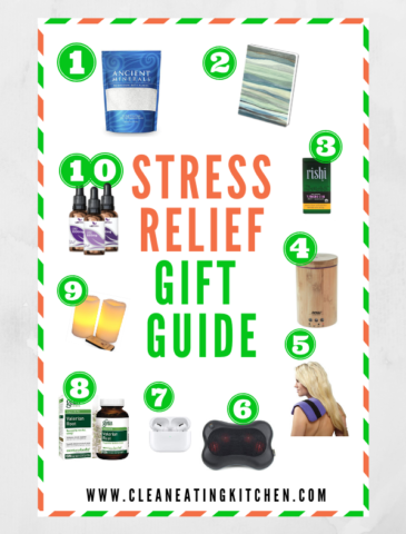 stress relief and relaxation gift guide