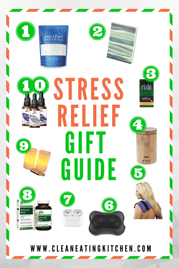 stress and relaxation gift guide
