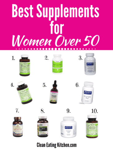 Supplements for Women Over 50 FB