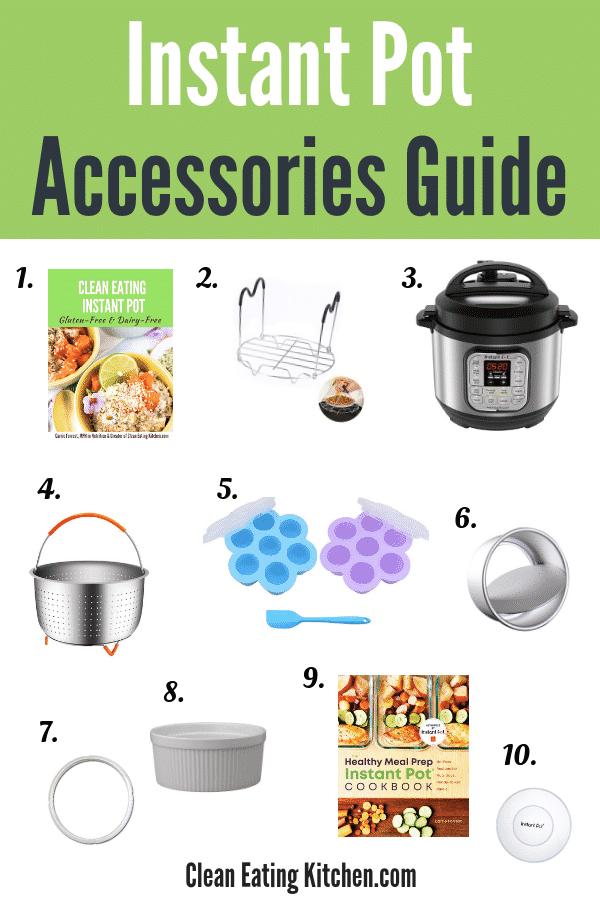 instant pot accessories guide
