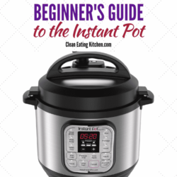 instant pot beginner's guide fb
