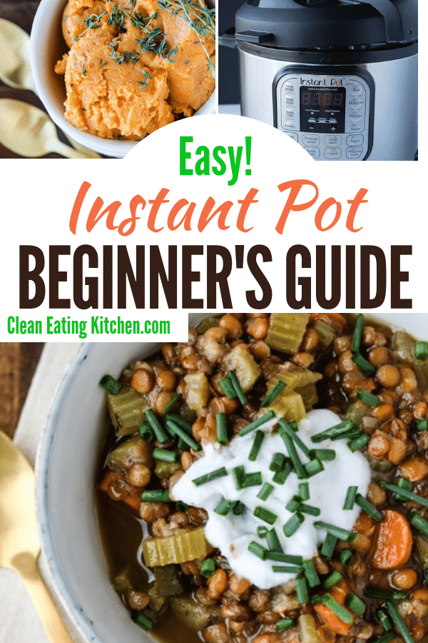 instant pot beginners guide