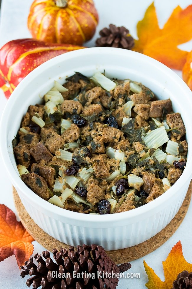 instant pot stuffing glutenfree paleo