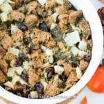 instant pot stuffing glutenfree paleo