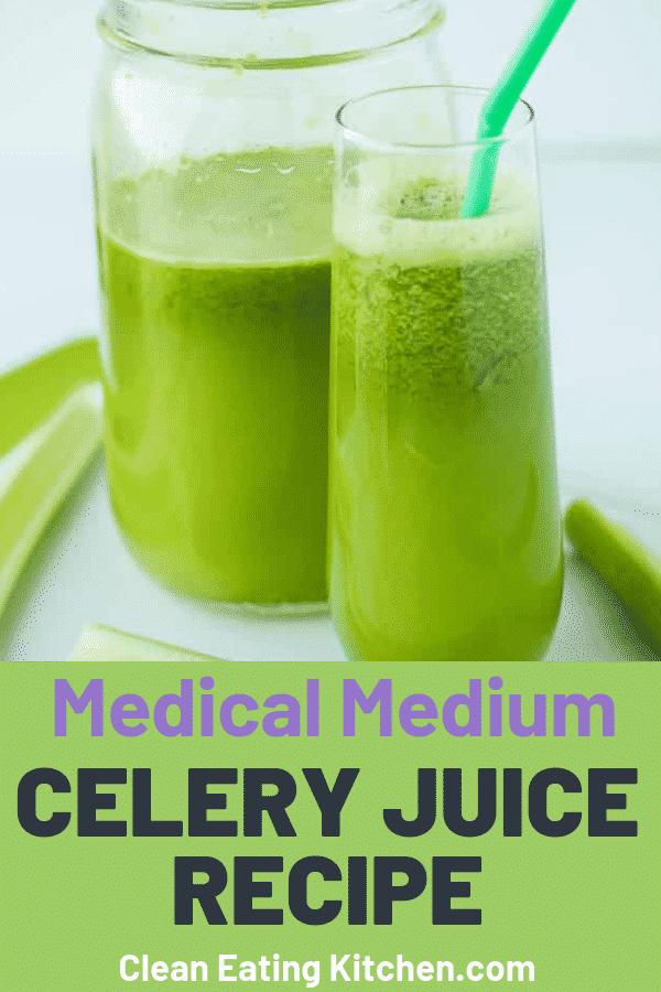 medical medium celery juice recipe