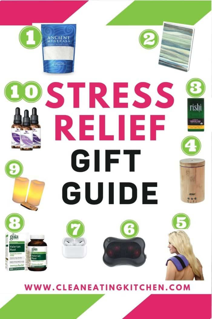 stress relief gift guide 2020