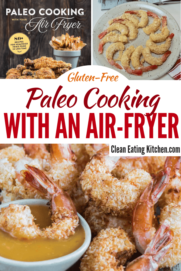 paleo cooking with an air-fryer