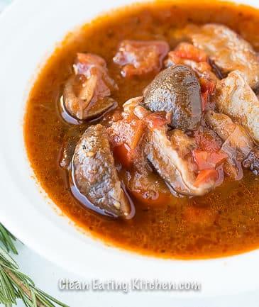 instant pot healthy chicken marsala