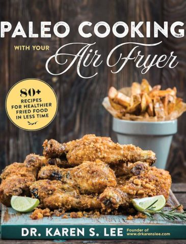 paleo cooking air fryer