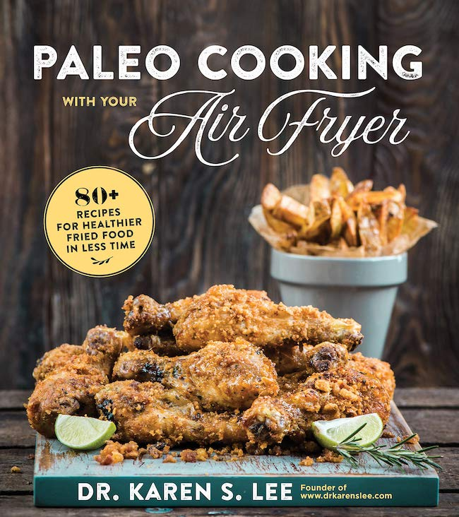 paleo cooking air fryer