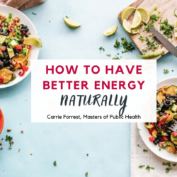 How to Have better energy Naturally
