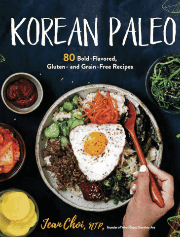 Korean Paleo book cover