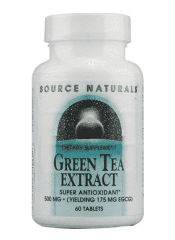 Green Tea Extract from Source Naturals