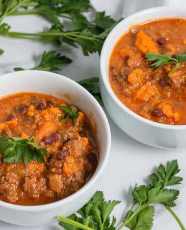 instant pot beef sweet potato chili-2