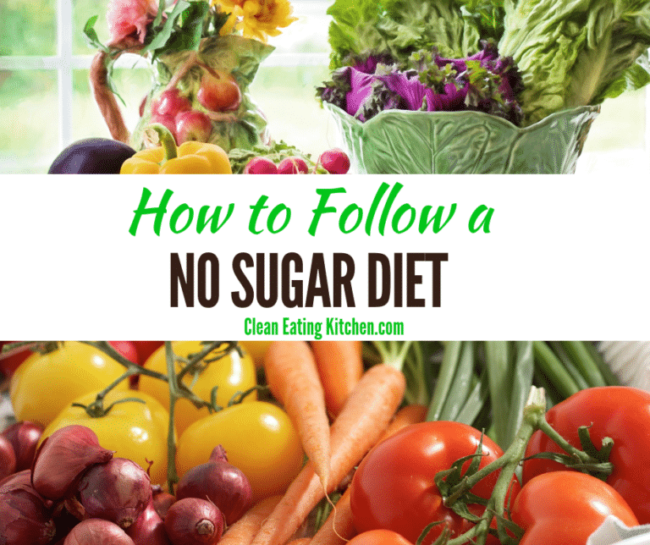 How To Follow A No Sugar Diet What Can I Eat When Sugar Free