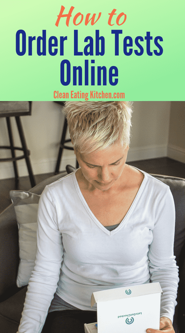 How to Order Lab Tests Online