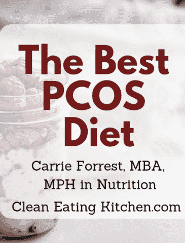 The Best PCOS Diet