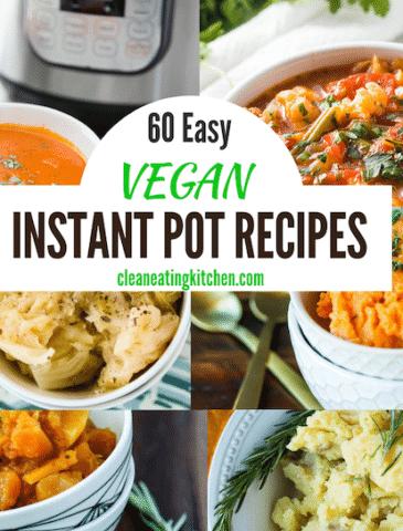 blog 60 easy vegan instant pot recipes