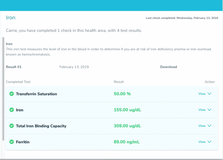 letsgetchecked lab test results 1