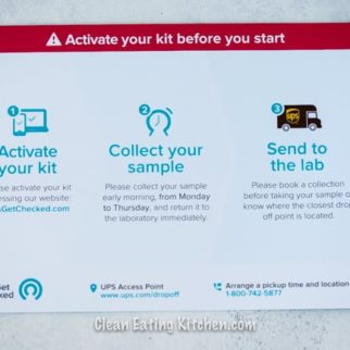 letsgetchecked test kit getting started