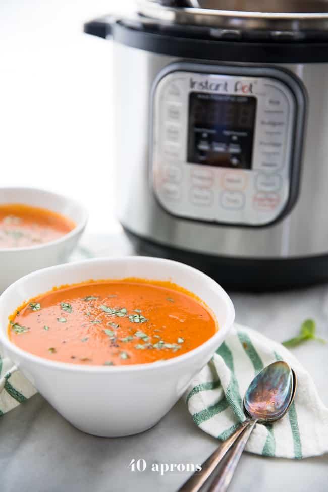 perfect-whole30-instant-pot-tomato-soup-vegan-40aprons