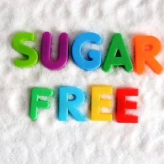 sugar free graphic