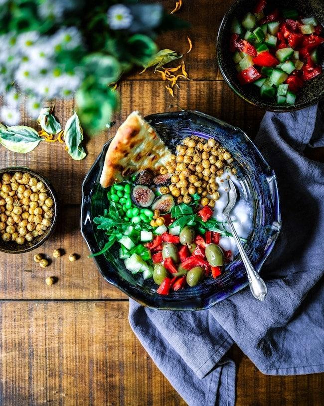 veggie bowl