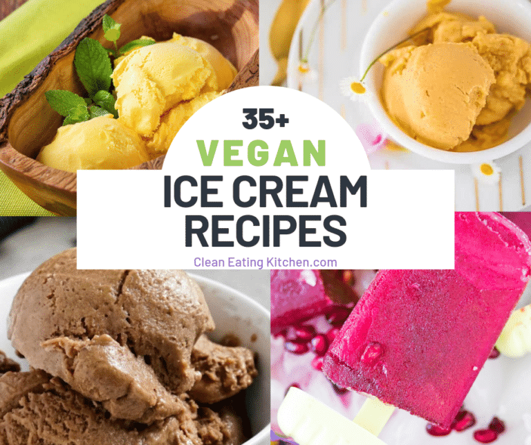 35 vegan ice cream recipes