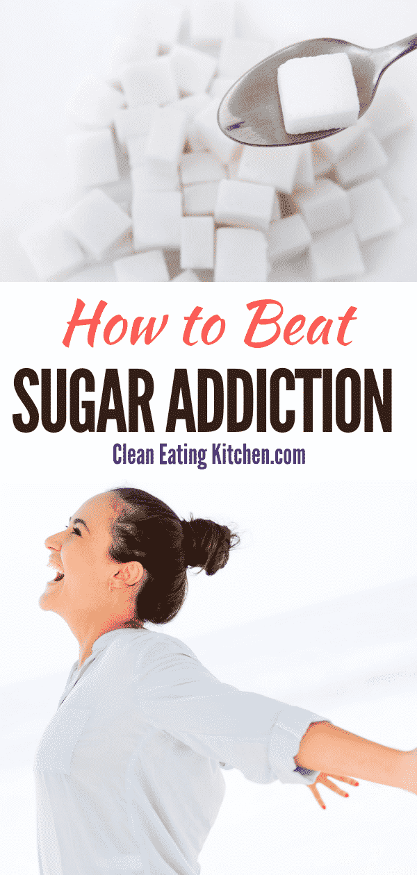 how to beat sugar addiction
