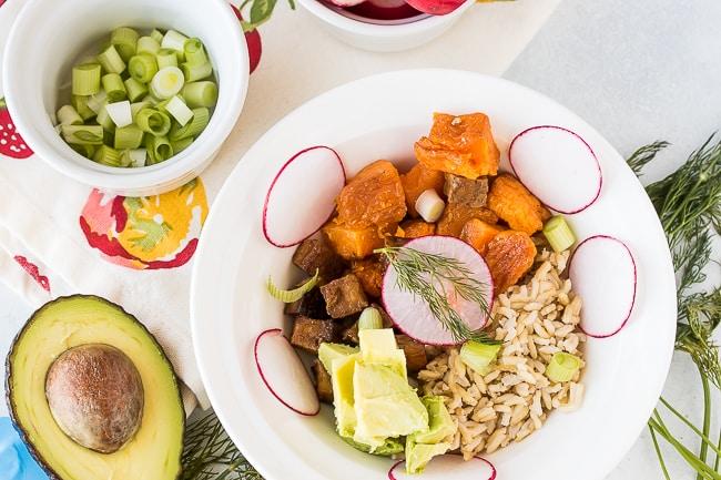vegan macro rice bowls seeds of change
