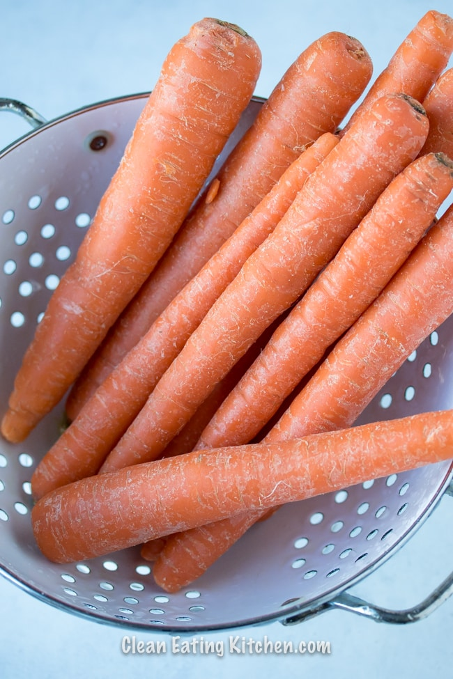 carrots for juice cleanse