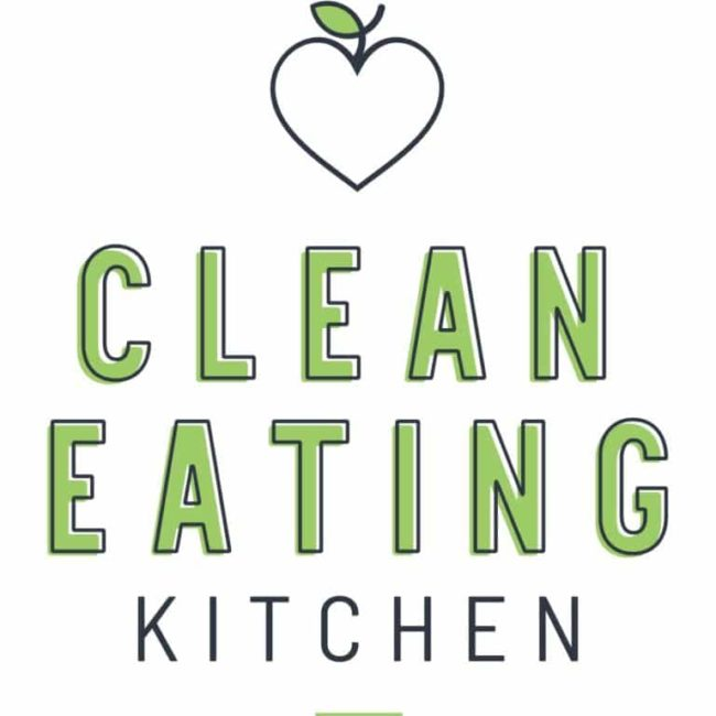 Clean Eating Kitchen new logo square