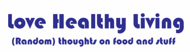 Love Healthy Living logo