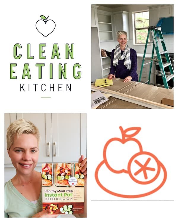 clean eating kitchen anniversary