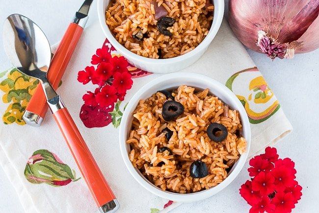 Instant Pot Spanish Rice