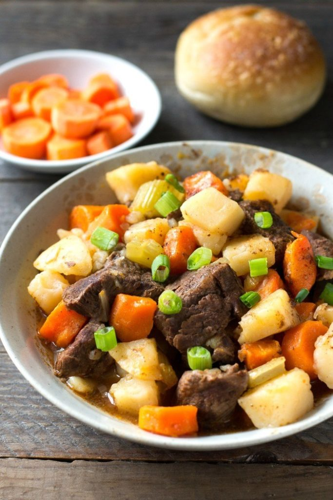 Instant Pot Beef Stew by Real Food Deals
