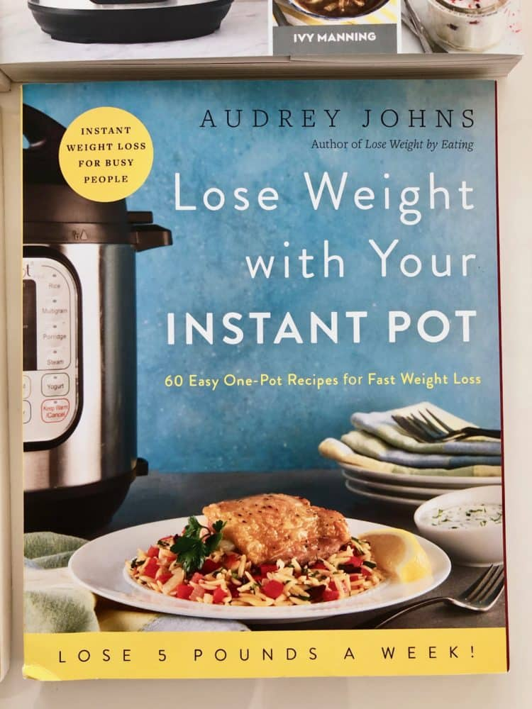 Lose Weight Instant Pot cookbook
