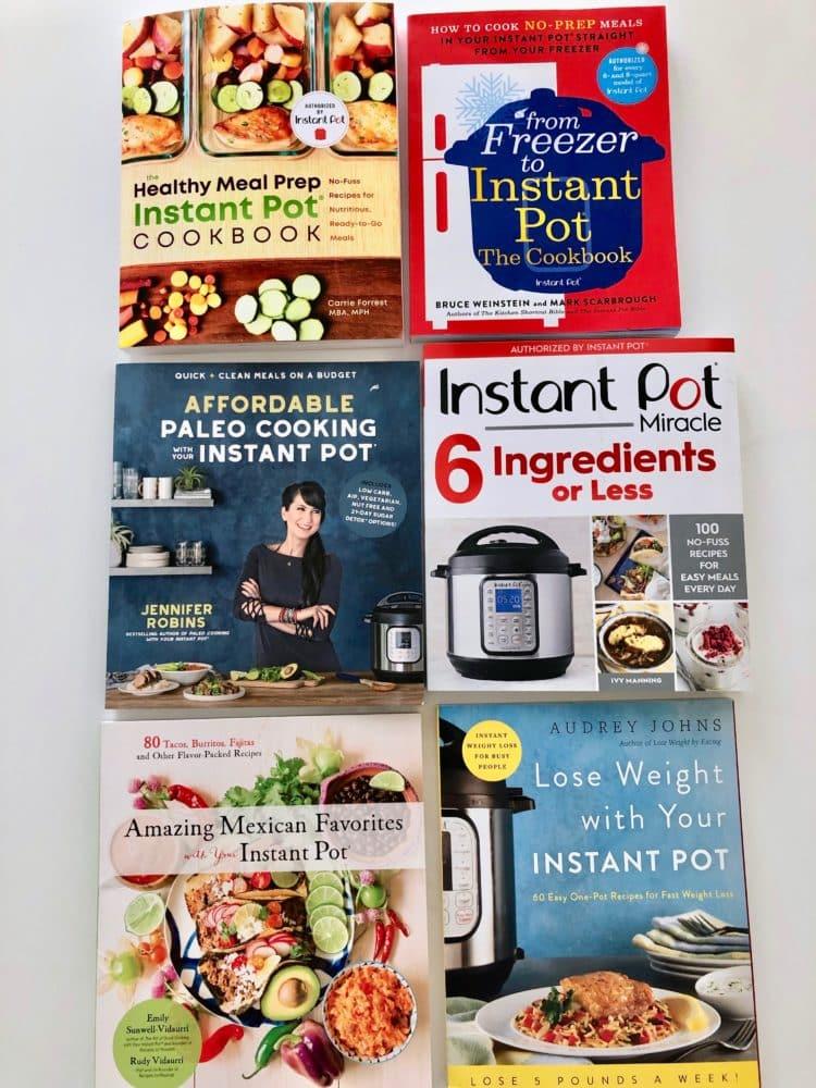 best electric pressure cooker cookbooks