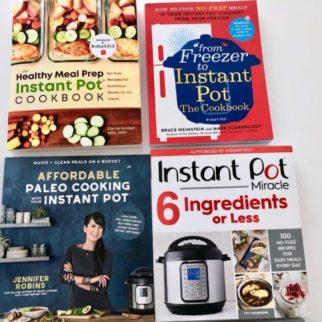 best instant pot cookbooks