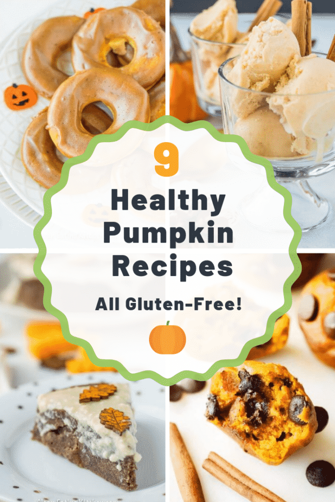 healthy pumpkin recipes, all gluten free