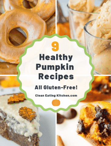 9 healthy pumpkin recipes that are gluten free too