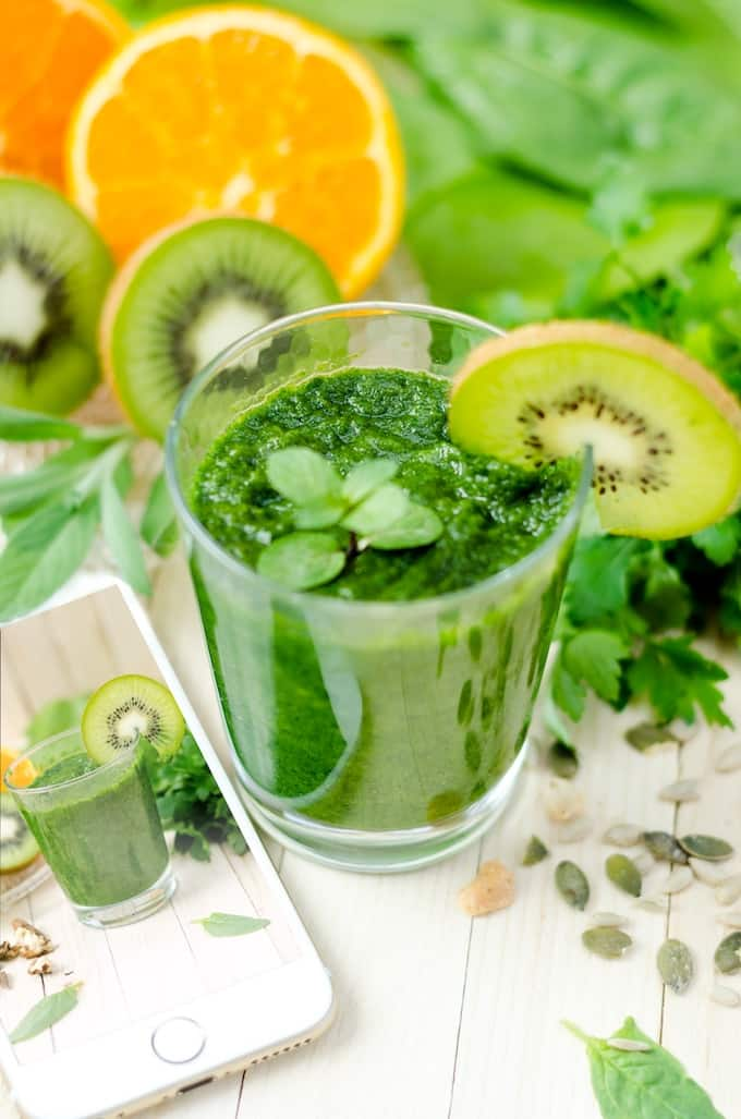 low carb smoothie