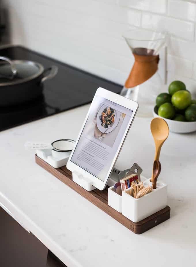 ipad cookbook stand