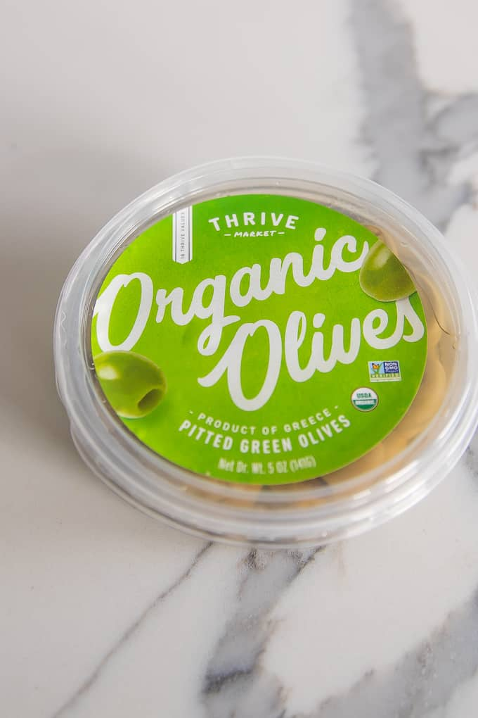 thrive market olives