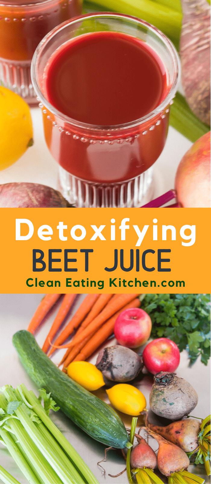 detoxifying beet juice recipe