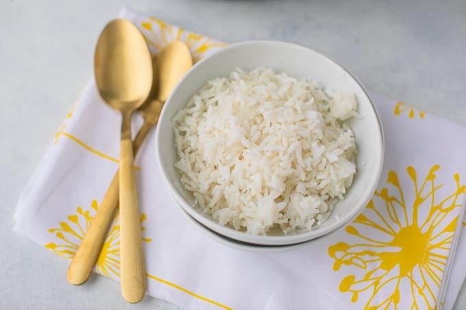 Easiest Instant Pot Basmati Rice