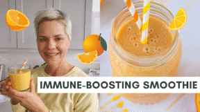 immune boosting smoothie thumbnail