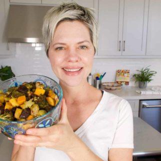 Carrie vegetable meal prep